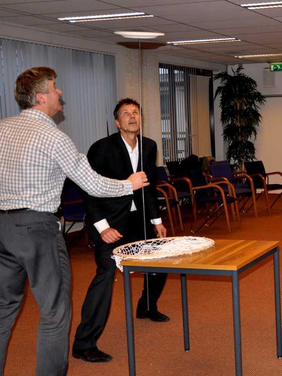 Foto 2: Workshop Multitasken