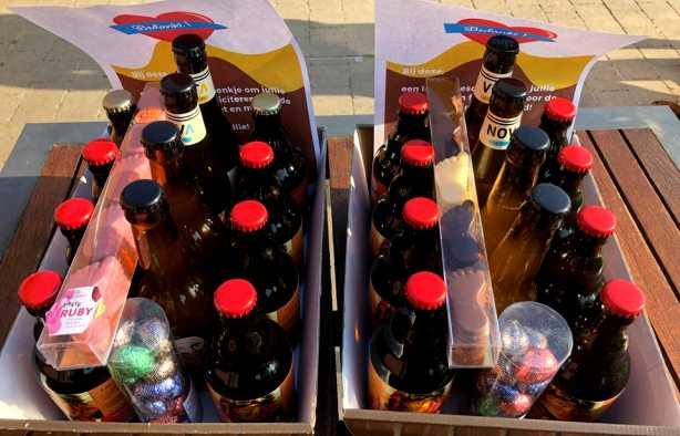 Foto 3: Workshop Bier en Chocolade Tasting