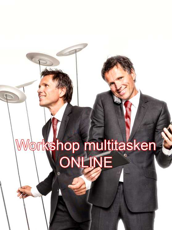Foto 1: Workshop Multitasken ONLINE variant