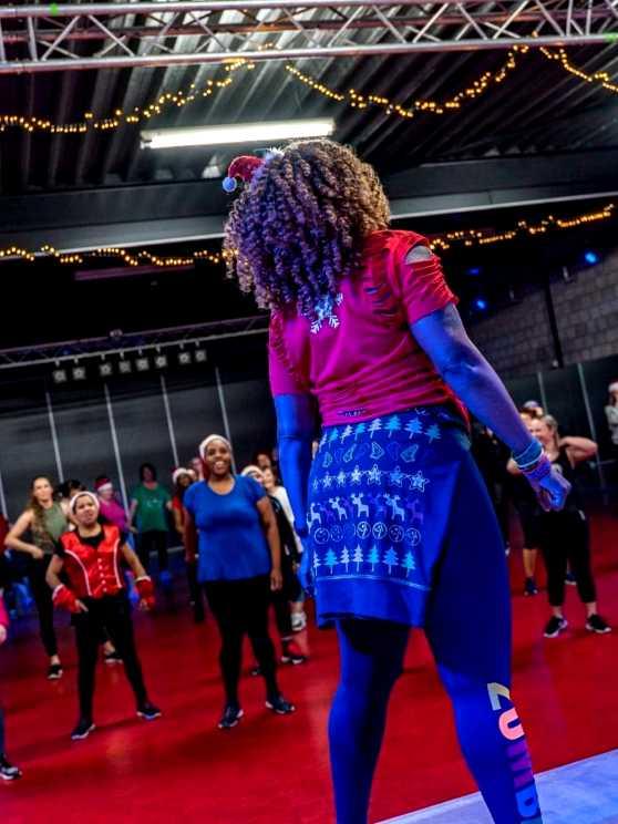 Foto 5: Workshop Zumba - Bevrijdend, Energiek en Gezond.