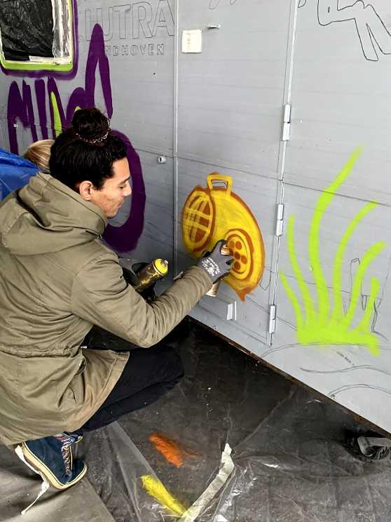 Foto 2: Let's pimp something with Graffiti!