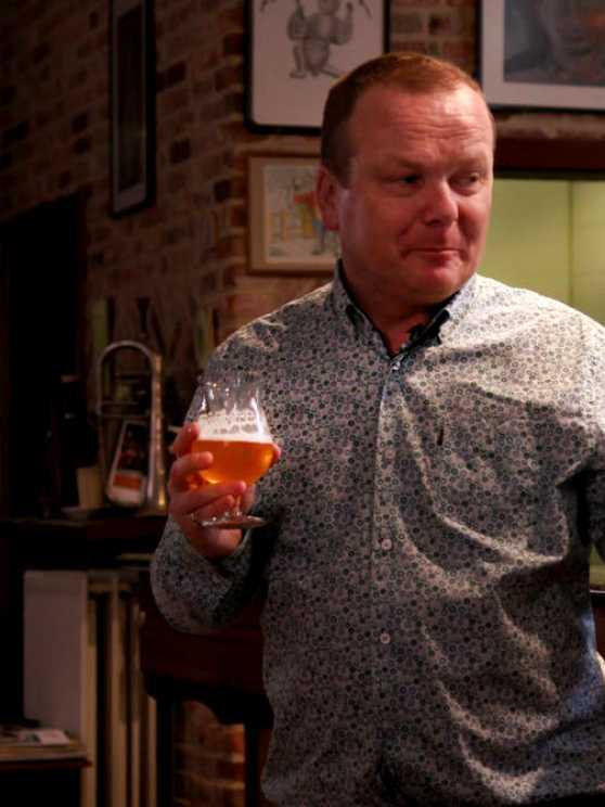 Foto 5: Virtuele Bier Tasting