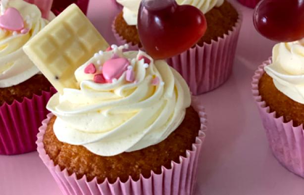 Foto 4: Workshop Cupcakes Versieren