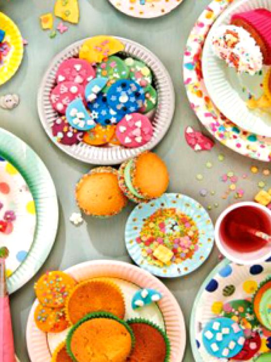 Foto 1: Workshop Cupcakes Versieren