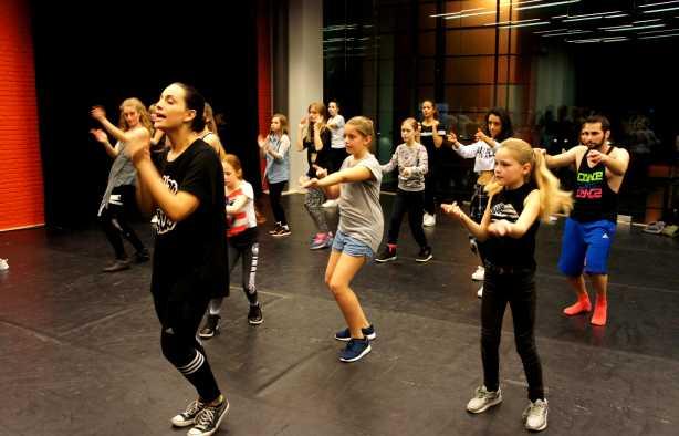 Foto 3: Hiphop Workshop in Leeuwarden Beleven? Boek nu!