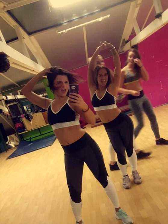 Foto 1: Combineer sport en dans tijdens deze energie fit dance workshop