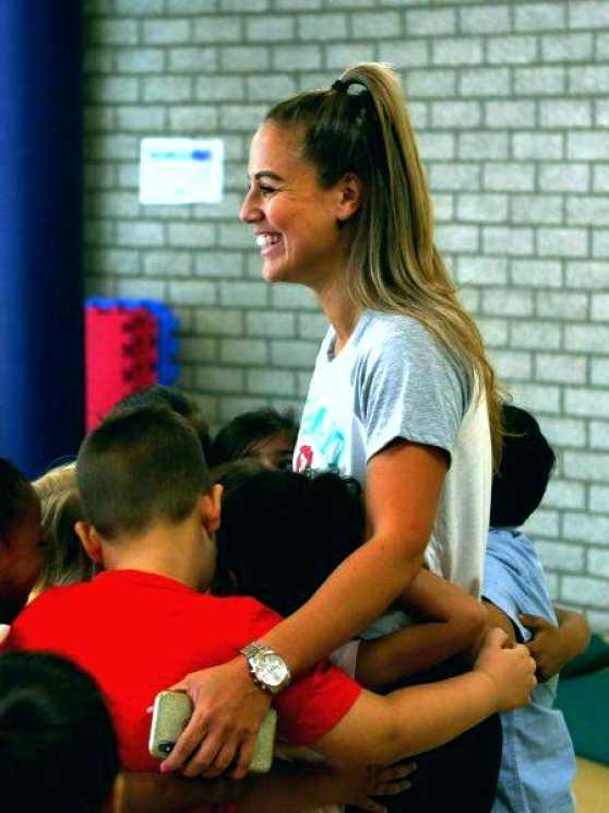 Foto 1: Workshop Kidsdance - Springen, zingen en vooral genieten van de leukste kinderliedjes