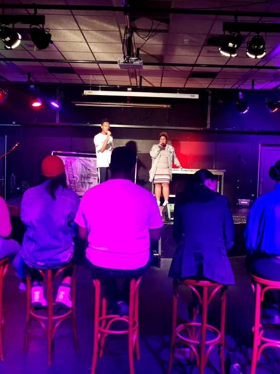 Foto 1: Leer hoe je moet schitteren op het podium