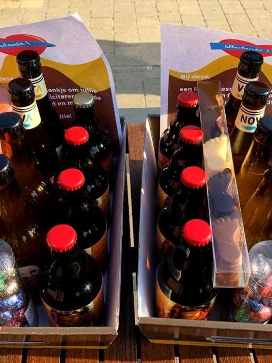 Foto 2: Virtuele Bier en Chocolade Tasting