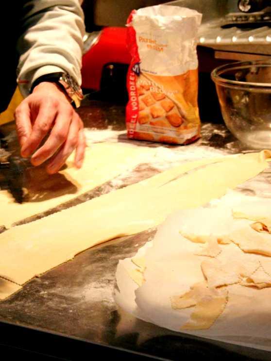 Foto 2: Workshop Italiaans Koken in een gezellige huiselijke sfeer