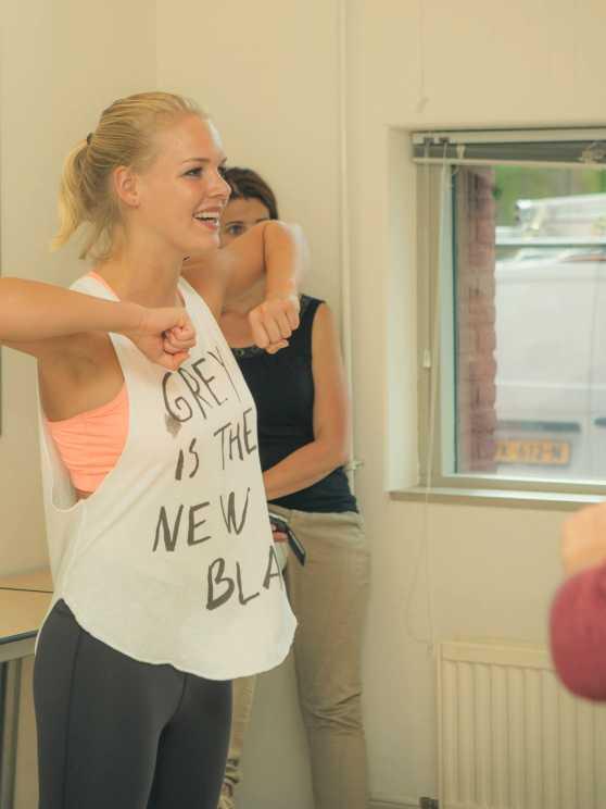 Foto 1: Lekker dansen op de leukste beats!