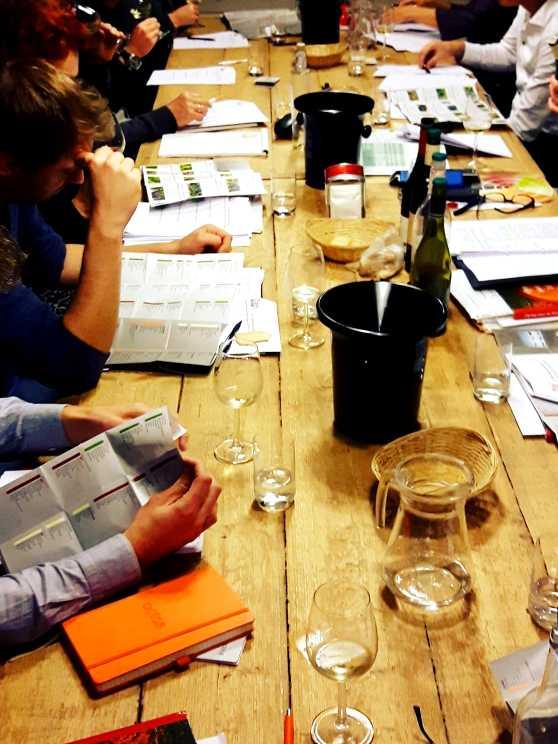 Foto 5: Wijnproeverij – Sprankelend & ongedwongen