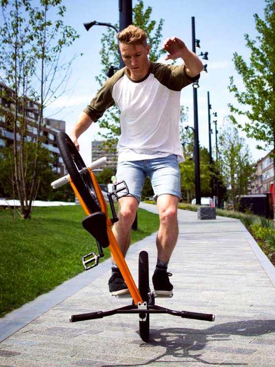 Foto 2: Maak kennis met de BMX Freestyle sport