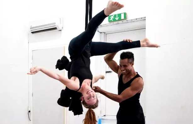 Foto 3: Leer de leukste trucs en poses in de lucht
