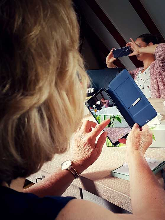 Foto 1: Interactieve, educatieve én leuke workshop Smartphone Fotografie