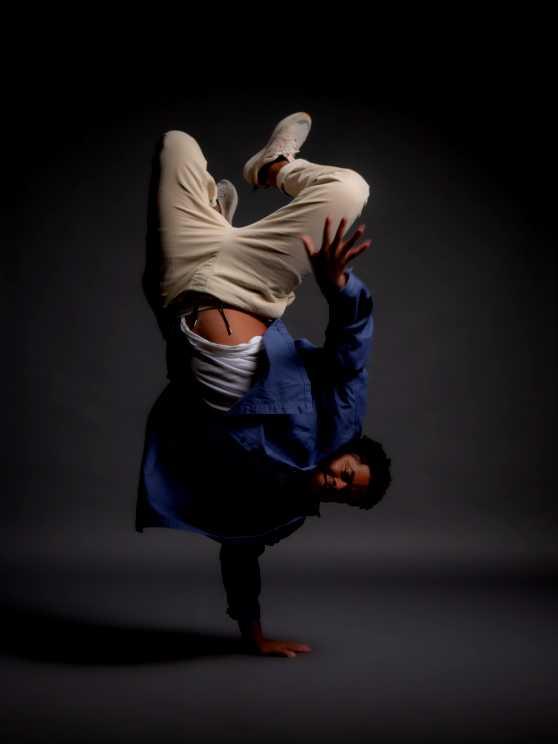 Foto 2: Een breakdance ervaring om niet snel te vergeten!