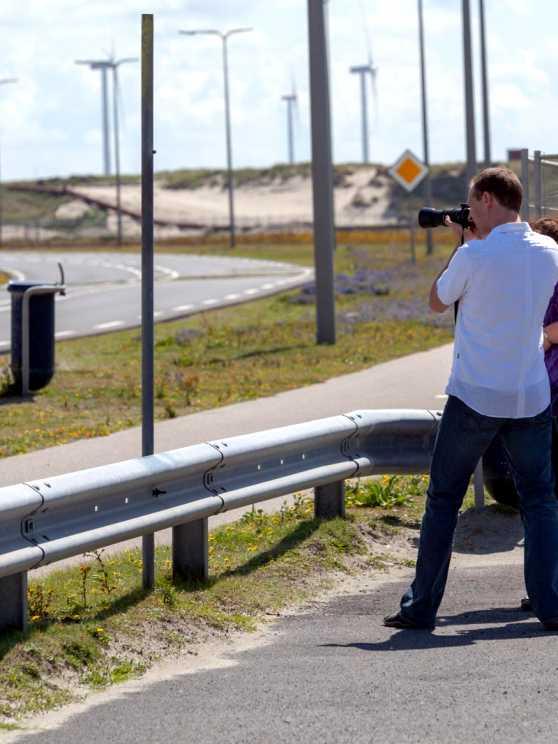 Foto 1: Fotografie Workshop op de Maasvlakte Rotterdam