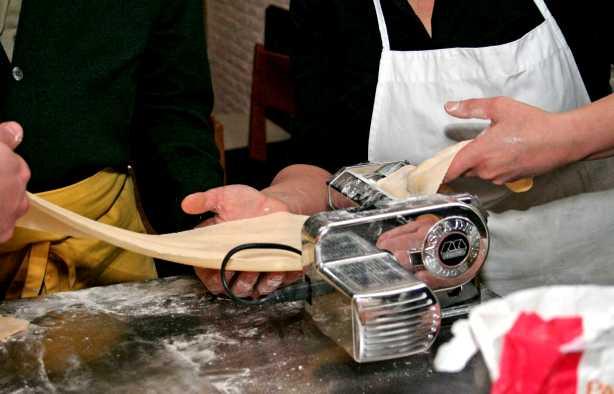 Foto 4: Workshop Italiaans Koken in een gezellige huiselijke sfeer