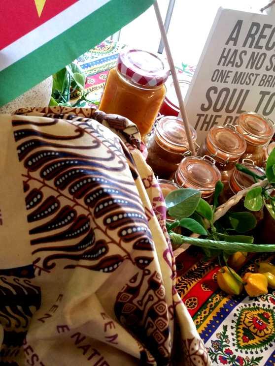 Foto 1: Ontdek de surinaamse keuken met deze leuke kook workshop