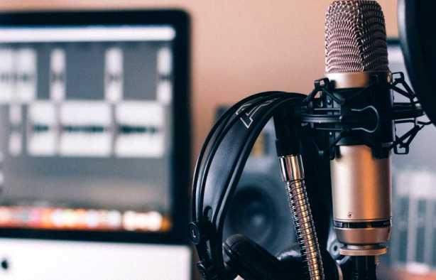 Foto 4: Studio/muziek opname lessen