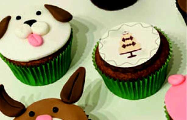 Foto 3: Workshop Cupcakes Versieren