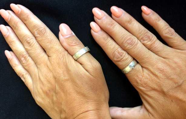 Foto 3: Workshop Zilveren Ring Met Bewerking