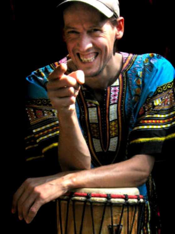 Foto 5: Workshop West-African Sing-Along